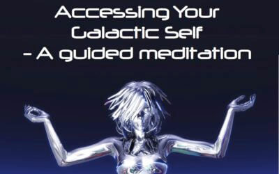 Accessing your Galactic Self