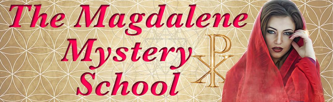 Magdalen Mystery School Banner