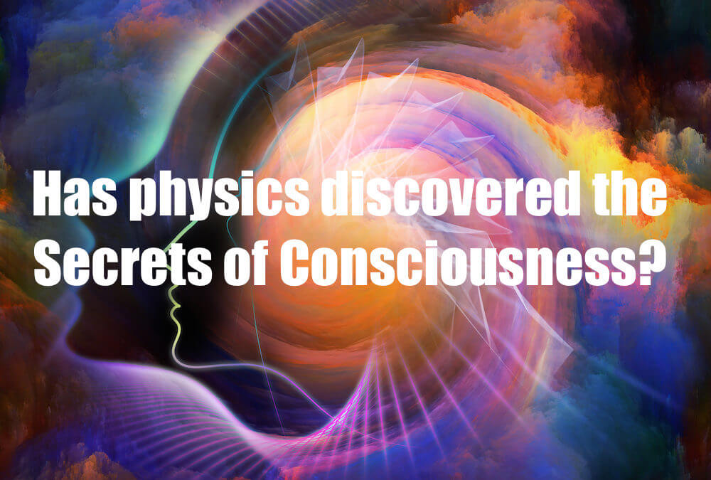Physics and consciousness – a dialogue at last.