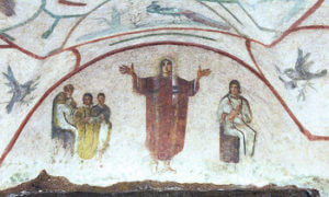 Catacombs of Priscilla, women preachers,