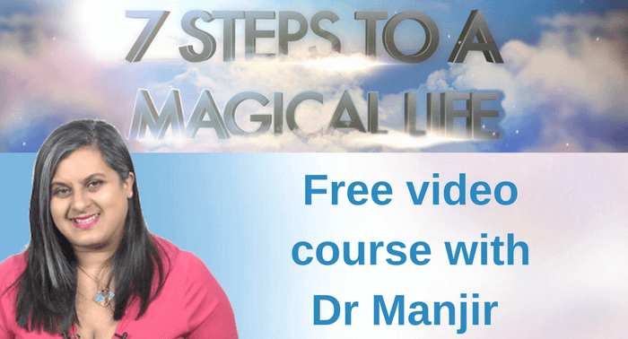 7 steps to a Magical Life