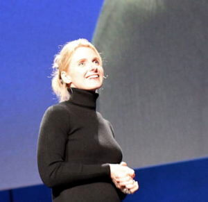 Elizabeth Gilbert author of Big Magic