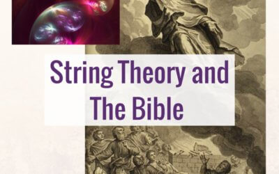 String theory and The Bible