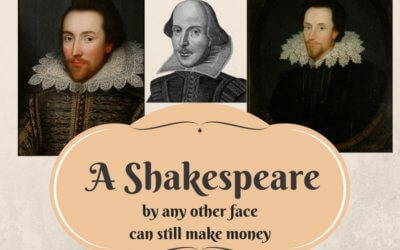 A Shakespeare by any other Face