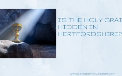 Is the Holy Grail hidden in Hertfordshire?